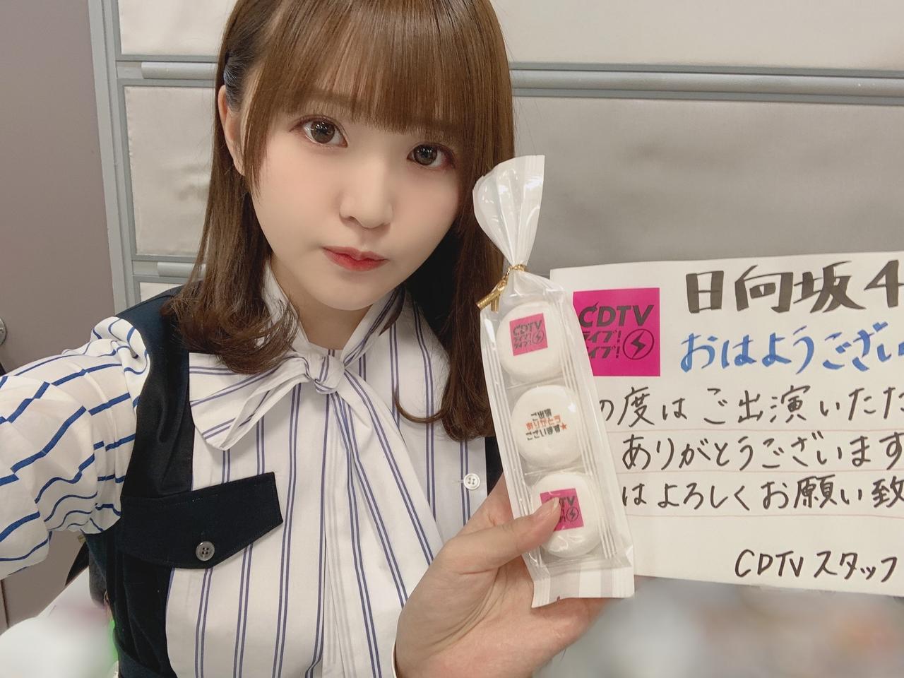 高瀬愛奈さんの「CDTV ライブ!ライブ!」