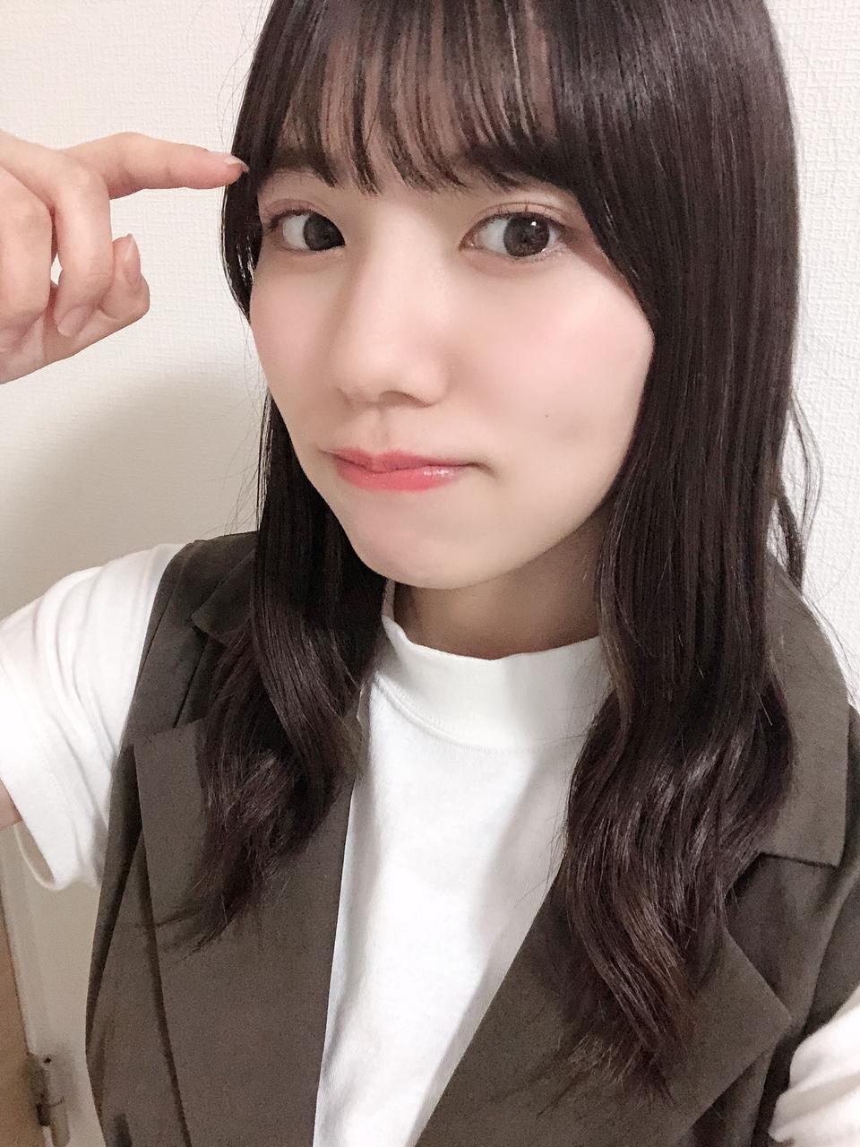 河田陽菜ちゃんの「カスミソウ」