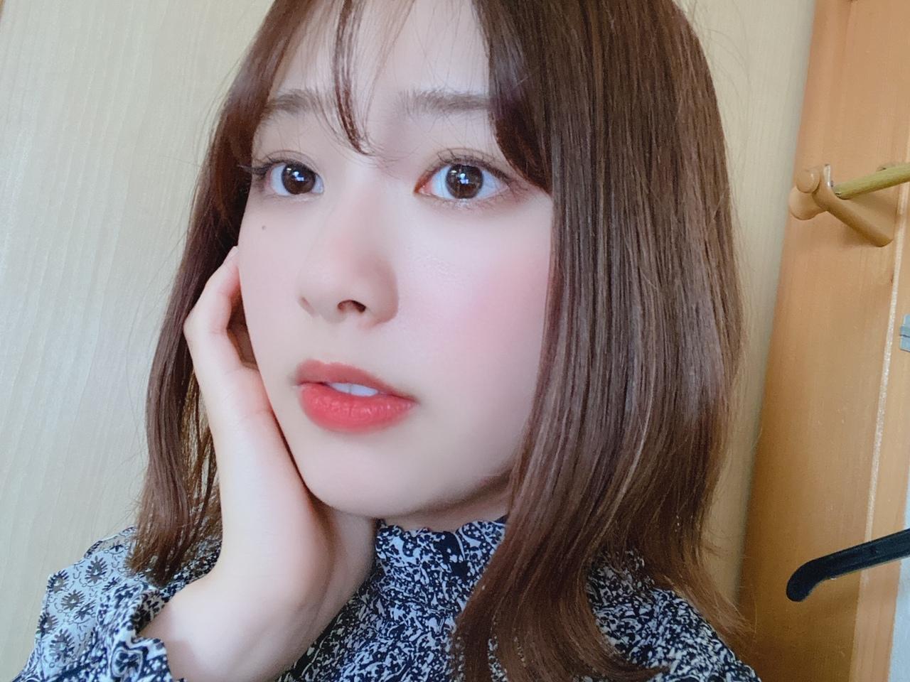 富田鈴花ちゃんの「若干ハンガー」