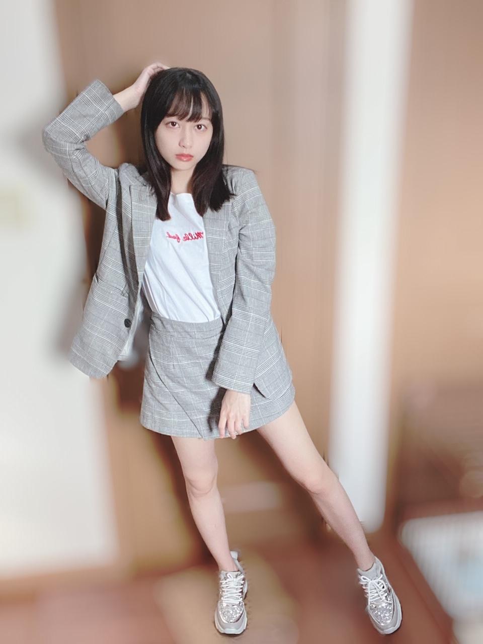 影山優佳ちゃんの「てぃーけーじー」