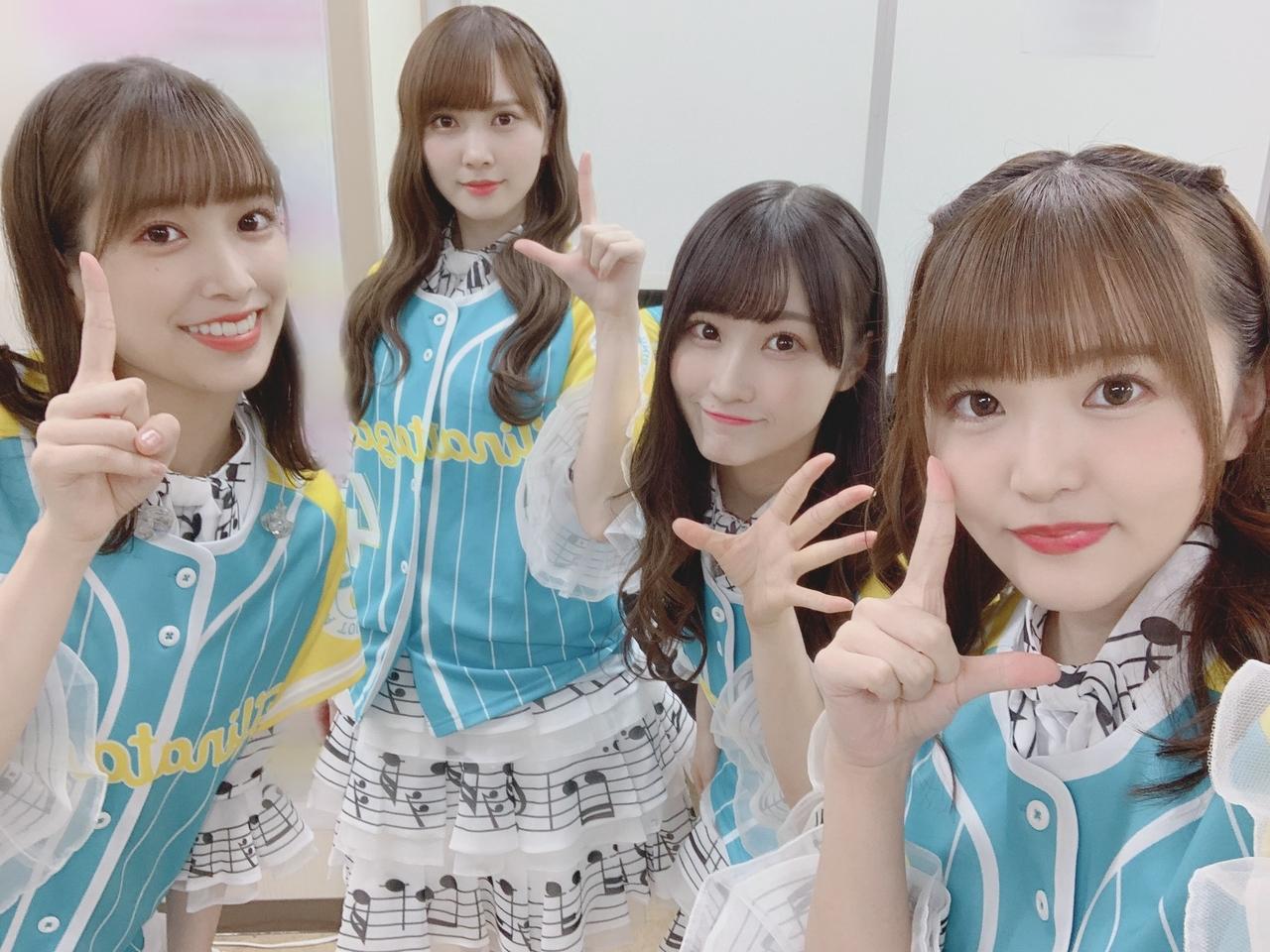 高瀬愛奈さんの「Live_Online!」