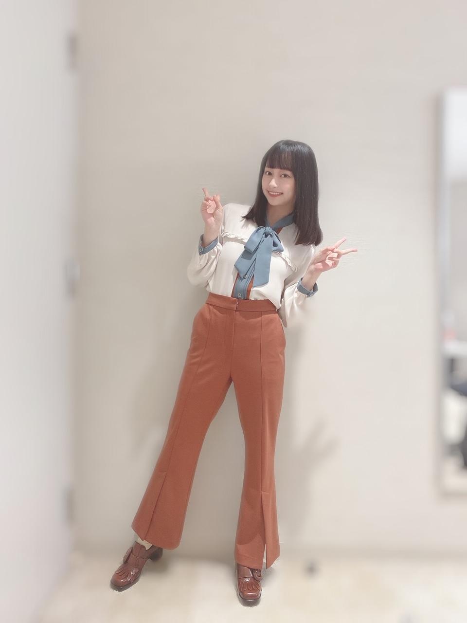 影山優佳ちゃんの「めっすぃ」