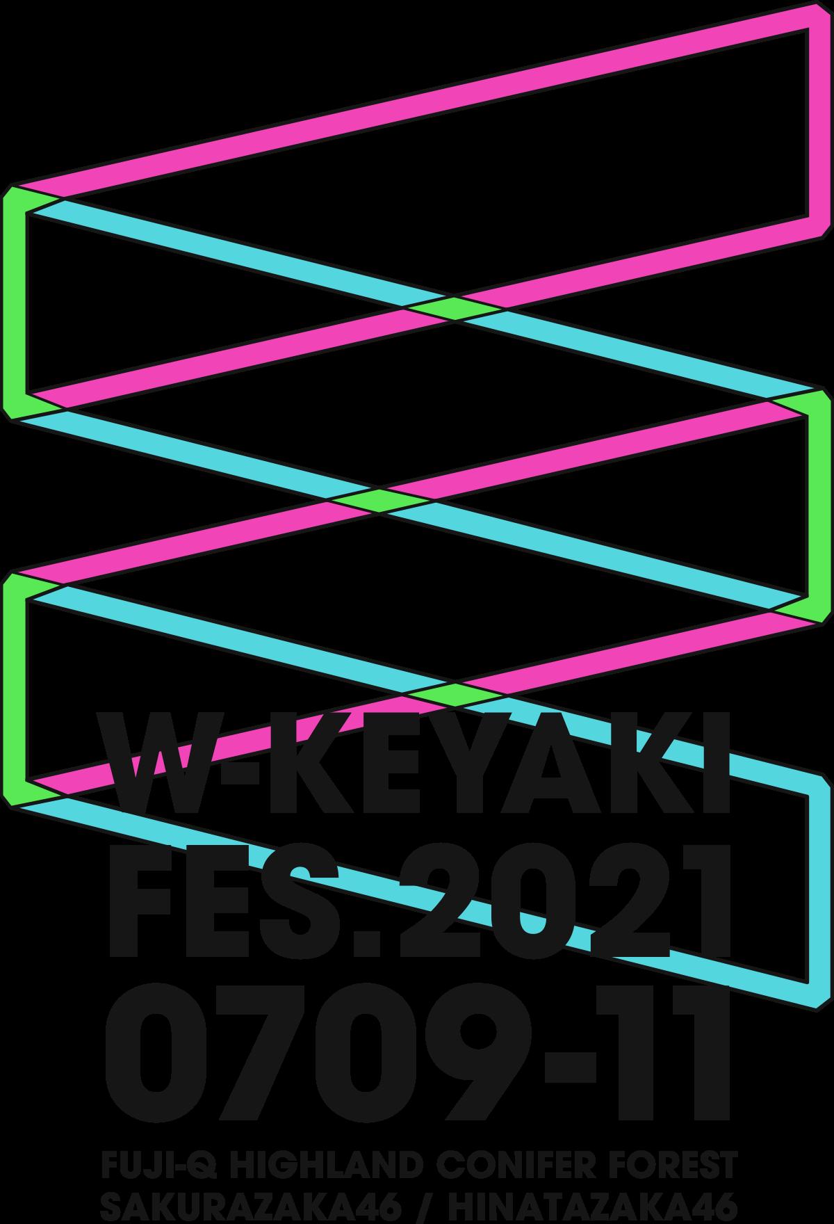 W-KEYAKI FES. 2021
