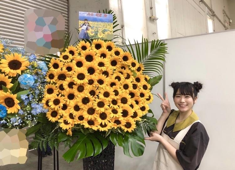 ~お花ブログです➀~