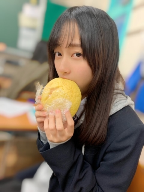 影山優佳ちゃんの「めいぷるぷる」