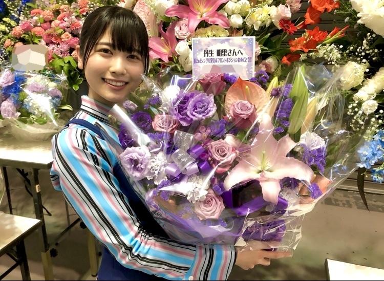 ~お花ブログ➀~